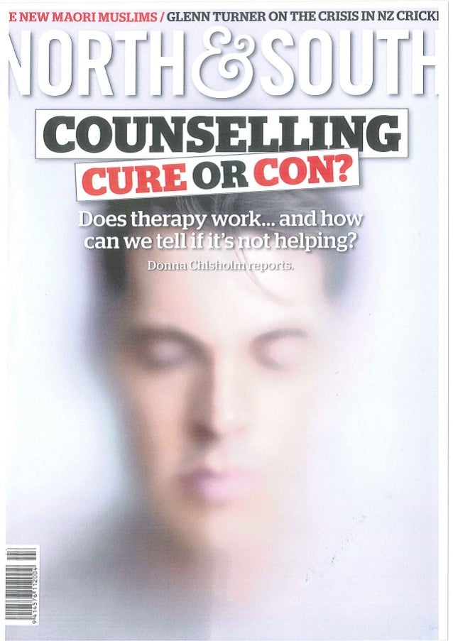North & south counselling outcomes article march 2013
