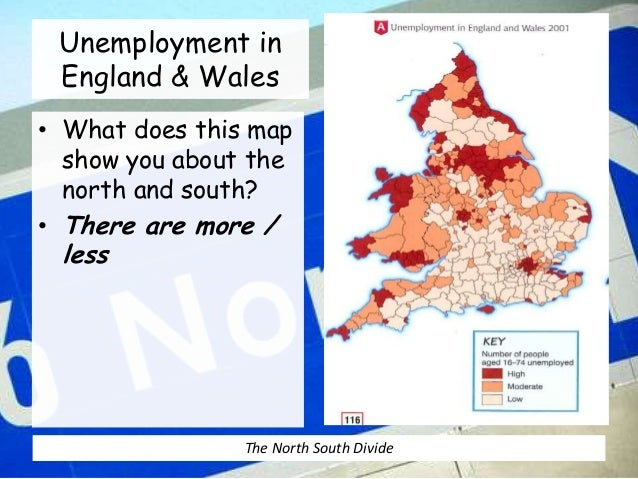 7 unemployment in england