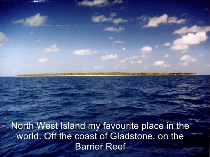North West Island my favourite place in the world. Off the coast of Gladstone, on the Barrier Reef