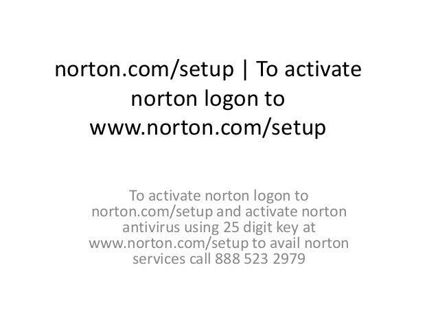 to activate norton logon to. Black Bedroom Furniture Sets. Home Design Ideas
