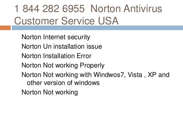 1 844 282 6955 Norton Antivirus Customer Service USA Norton Internet security Norton Un installation issue Norton Installa...