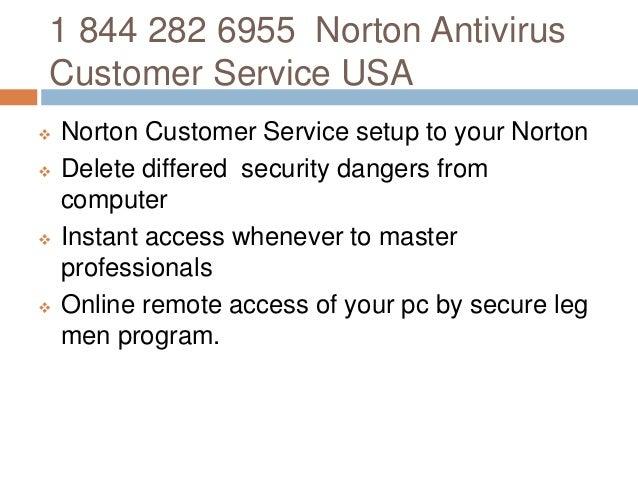 1 844 282 6955 Norton Antivirus Customer Service USA  Norton Customer Service setup to your Norton  Delete differed secu...