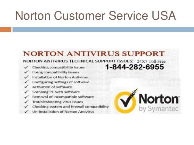 Norton Customer Service USA