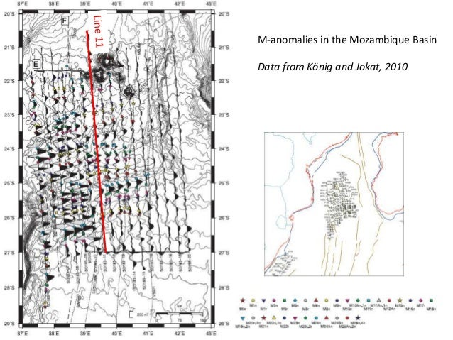 A Fresh Look at Marine Magnetic Anomalies, One of the Key