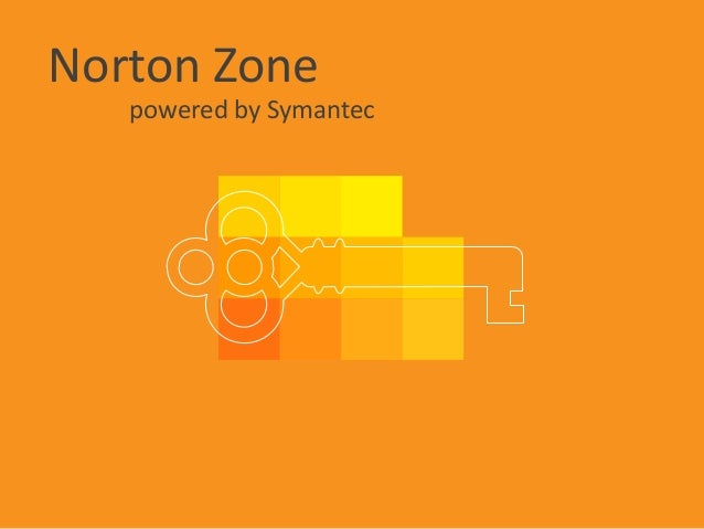 Norton Zone File-Sharing Service