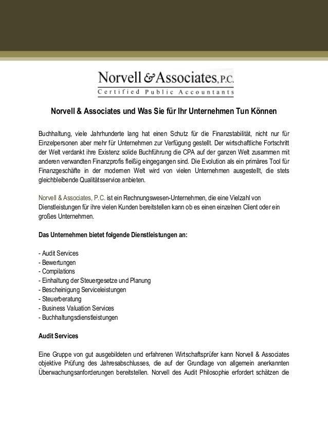 Norvell & Associates und Was Sie für Ihr Unternehmen Tun Können Buchhaltung, viele Jahrhunderte lang hat einen Schutz für ...