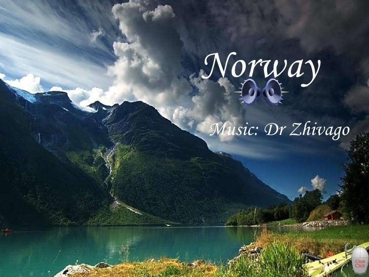 Norway Music: Dr Zhivago