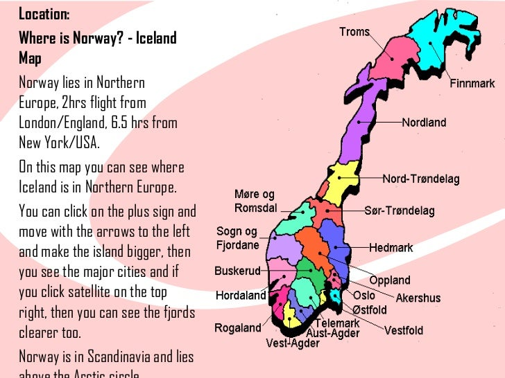 Norway - Where is norway
