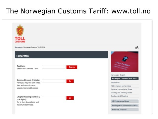 How to Export to EFTA Countries - Norway