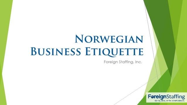Norwegian business etiquette 1 638gcb1454971410 norwegian business etiquette foreign staffing inc reheart Images