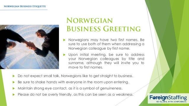 Norwegian business etiquette 3 638gcb1454971410 3 reheart Images