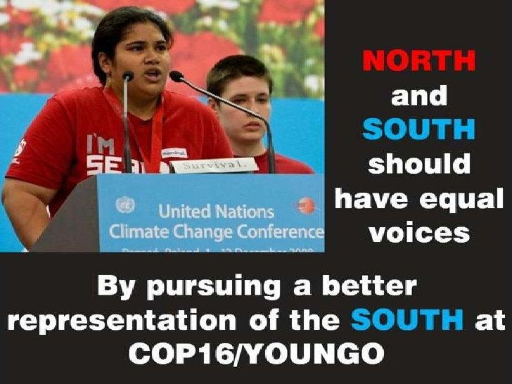 Norwegian funding proposal by YOUNGO