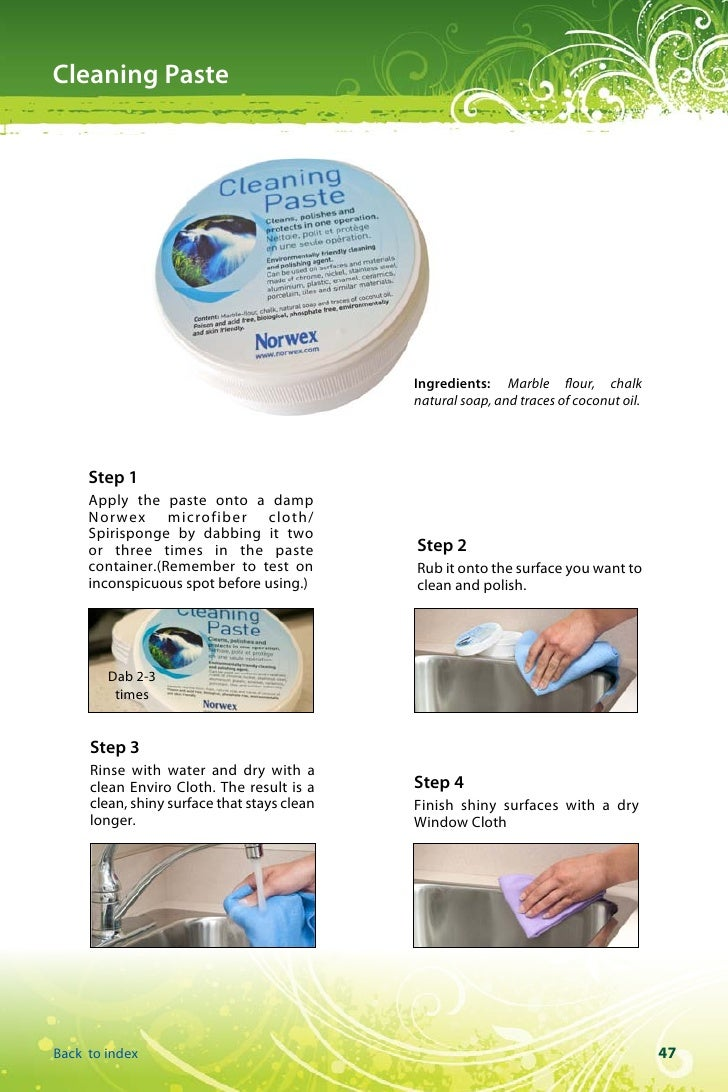 Norwex Product Manual V1 2