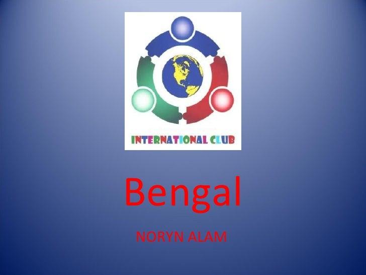 Bengal NORYN ALAM