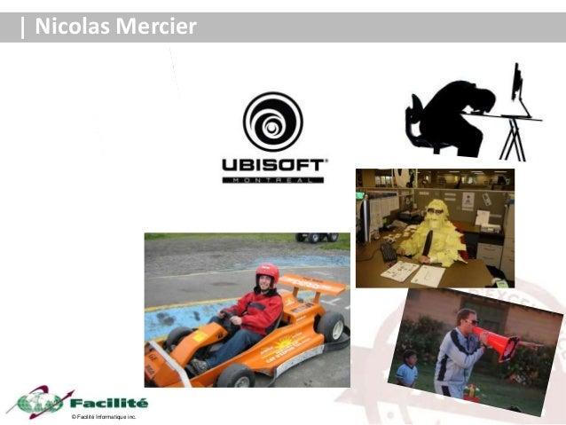 © Facilité Informatique inc. Nicolas Mercier