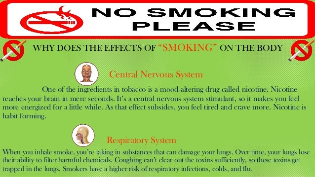 how to get nicotine out of your blood system
