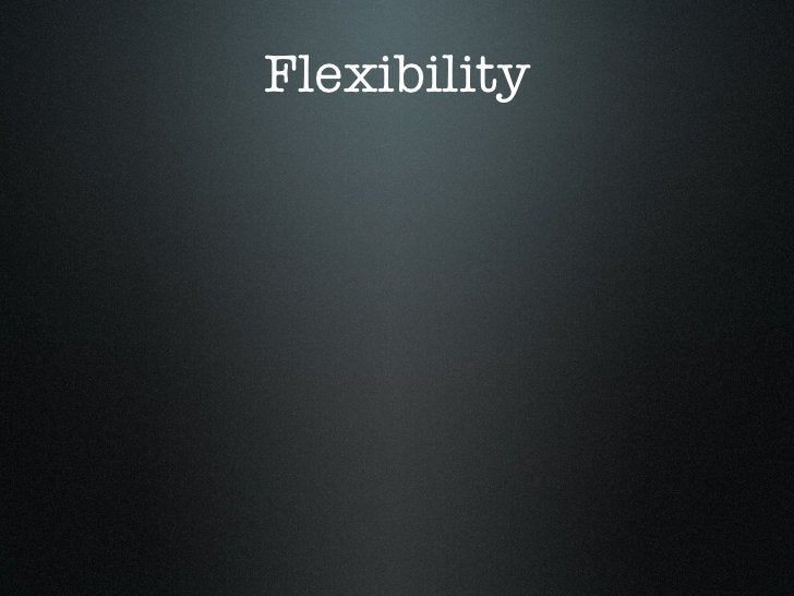 Scalability• Eventual consistency • Writes propagate across nodes • Propagation time is not constant