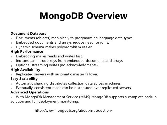 Mongodb Schema Design By Examples
