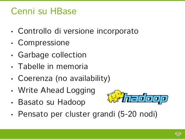 HBase Intro Lab 2: Issuing basic HBase commands