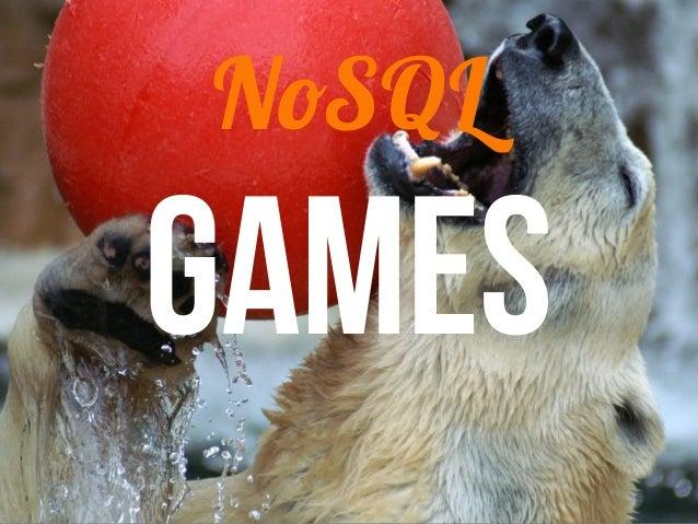 gamesNoSQL