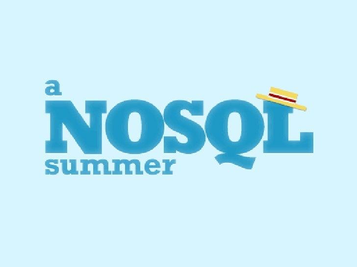 nosqlsummer.org