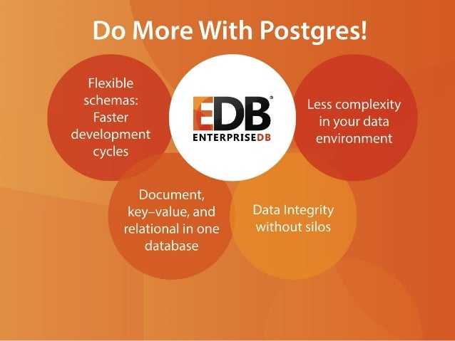 © 2014 EnterpriseDB Corporation. All rights reserved. 30