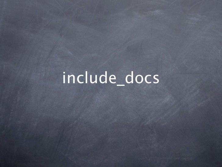 include_docs