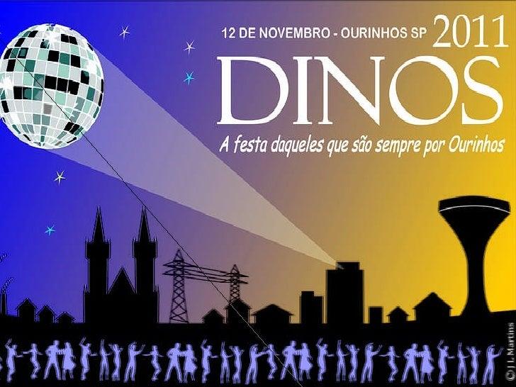 NOSSA FESTA ESTÁ CHEGANDO 12 DE NOVEMBRO DE 2011 OURINHOS TÊNIS CLUBE VOCE NÃO PODE FALTAR