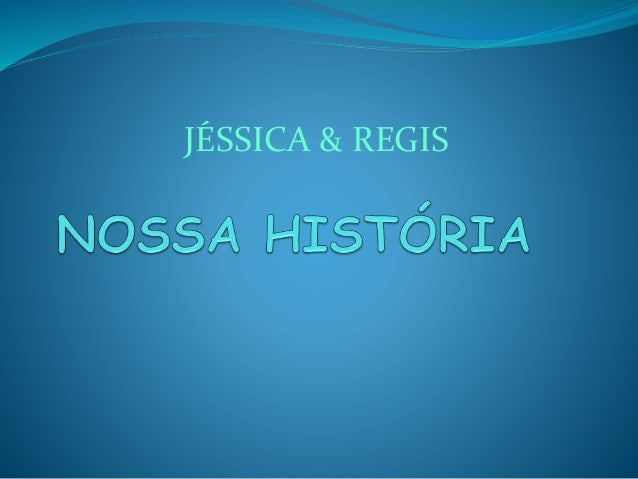JÉSSICA & REGIS
