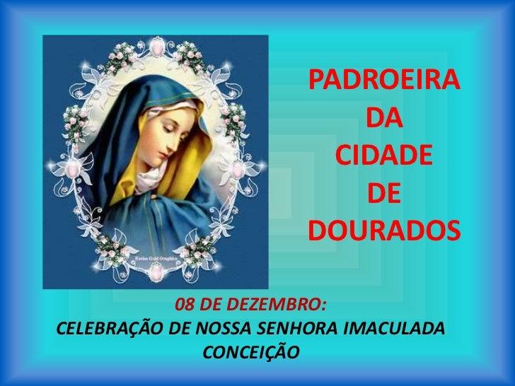 PADROEIRA                           DA                         CIDADE                           DE                       D...