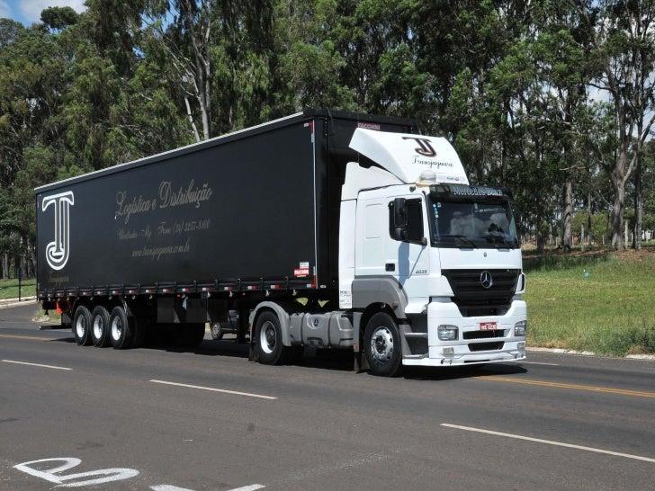 Política       Transportar produtos de maneira segura e confiável, respeitando o meio ambiente com a utilização de equipam...
