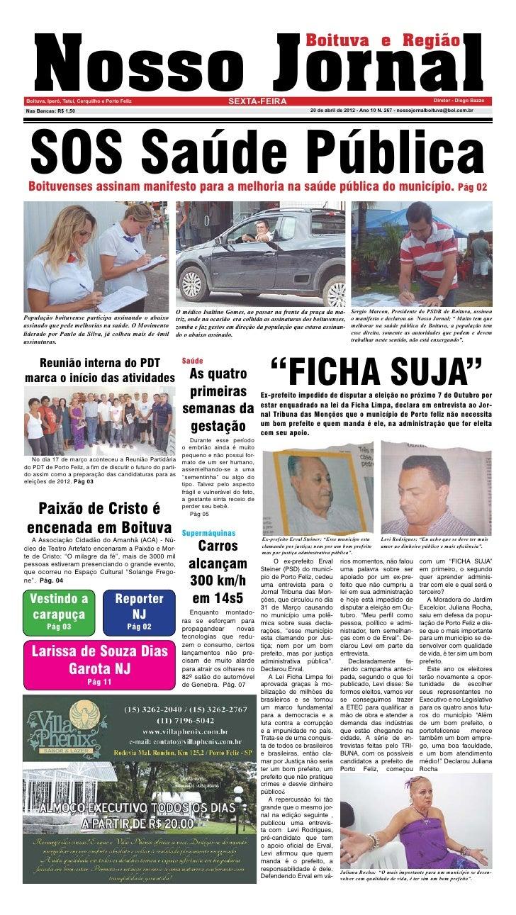 Nosso Jornal                                                                                                             B...