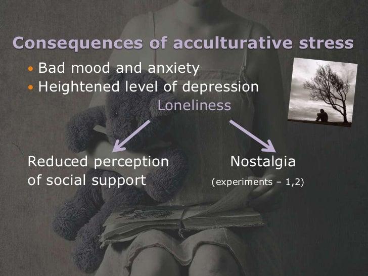 Acculturative Stress