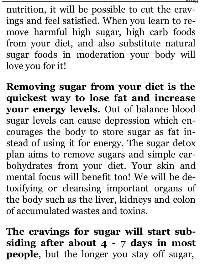'My life is basically over' – 14 days on a sugar-free diet