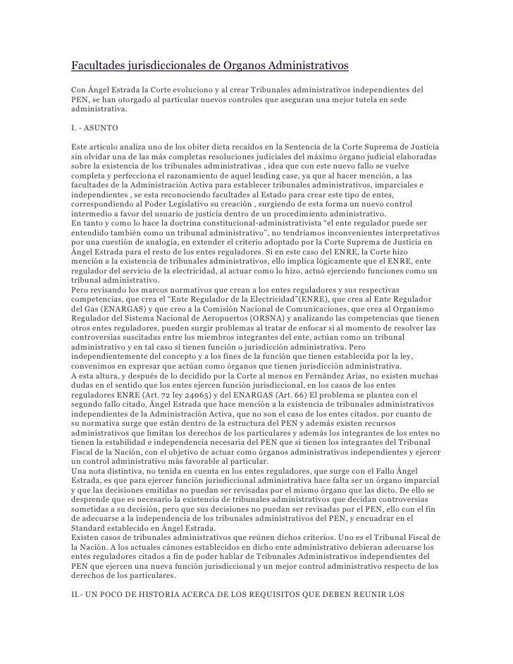 """HYPERLINK """" http://eduardojorgevarela.blogspot.com/2010/04/facultades-jurisdiccionales-de-organos.html""""  Facultades juris..."""