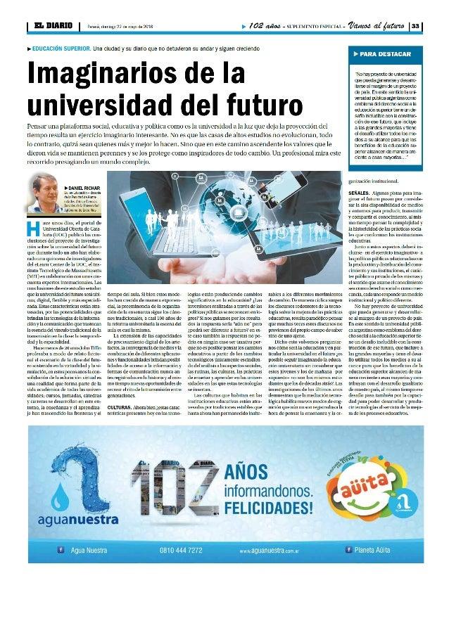 Imaginarios de la universidad del futuro