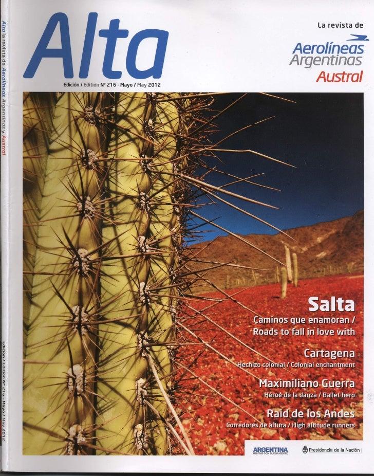 Nota AF aerolineas argentinas
