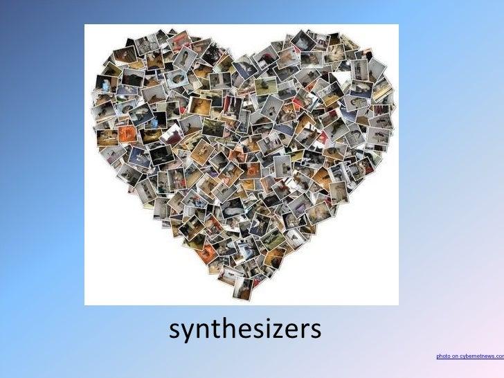 synthesizers photo on cybernetnews.com