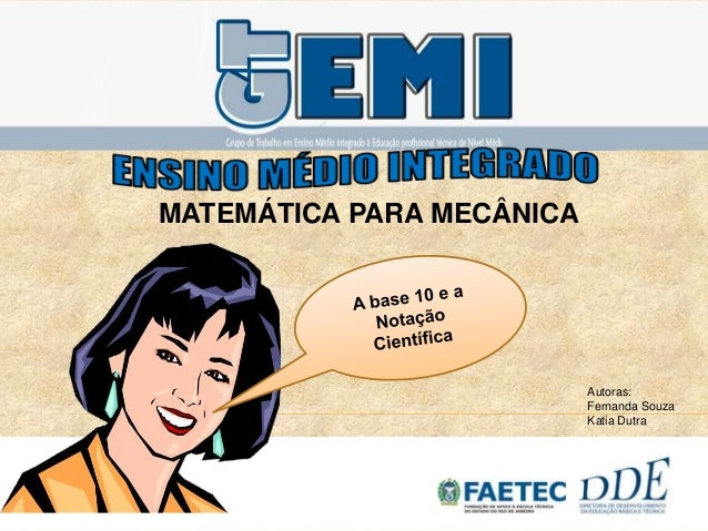MATEMÁTICA PARA MECÂNICAAutoras:Fernanda SouzaKatia Dutra