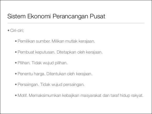Ekonomi Asas Tingkatan 4 Bab 1