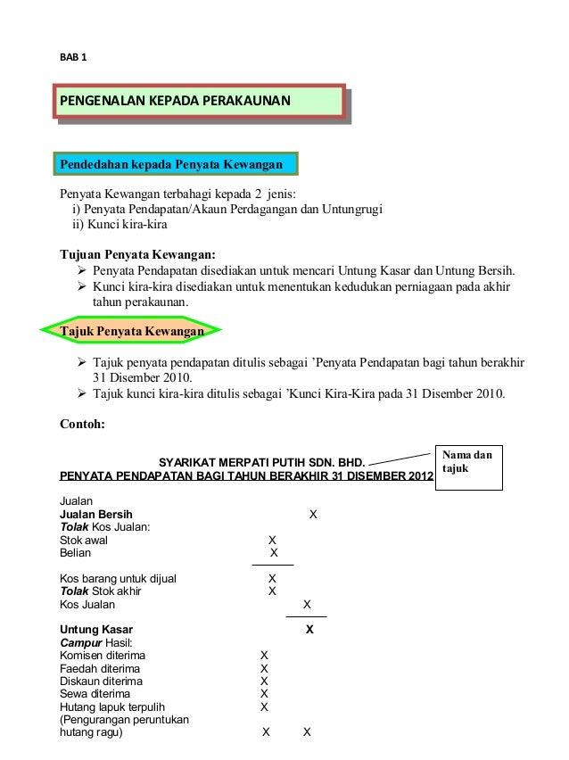 English Form 4 P1