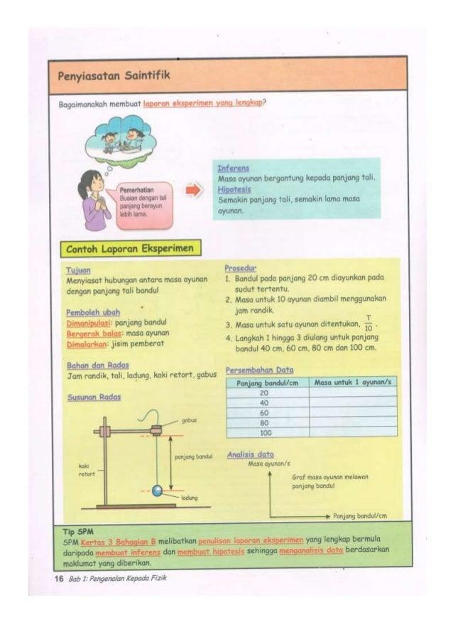 Nota Fizik F4 Bab 1