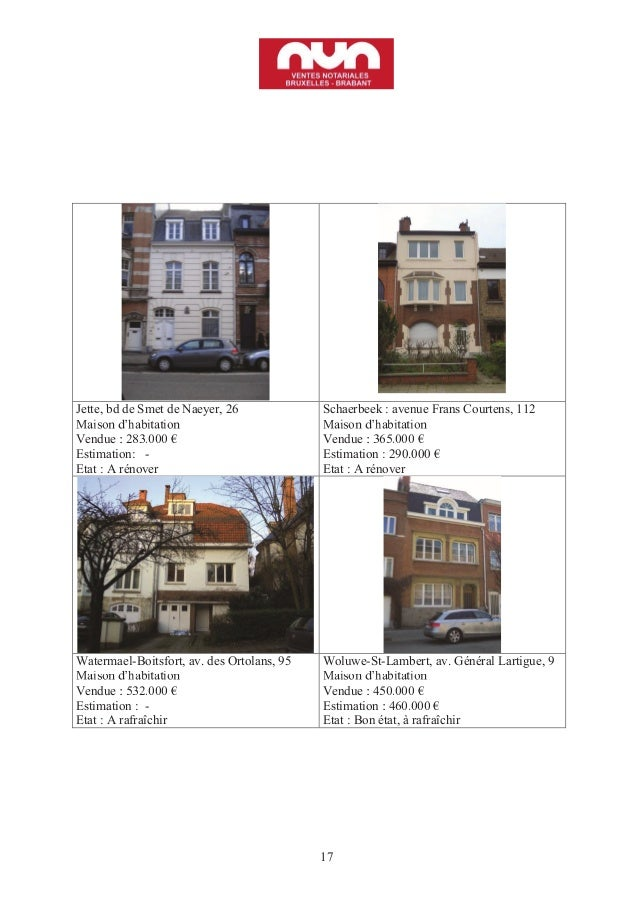 Estimation maison notaire p with estimation maison for Cout estimation maison