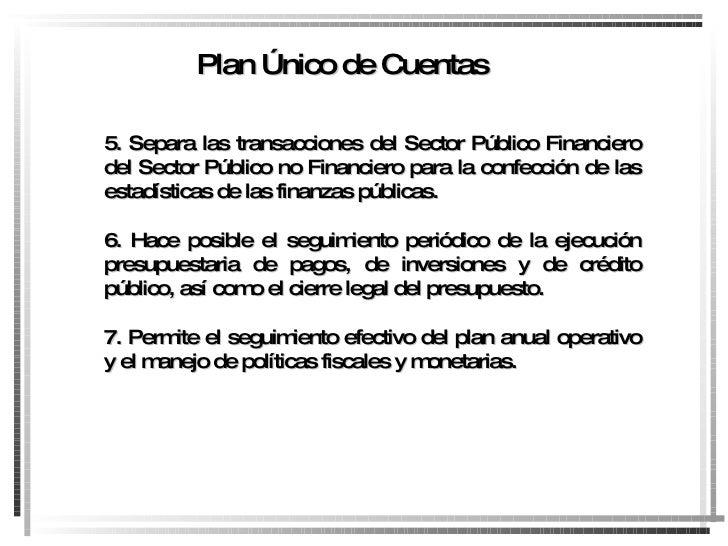 Notas Sobre Presupuesto Publico
