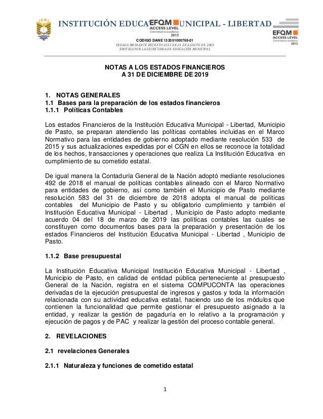INSTITUCIÓN EDUCATIVA MUNICIPAL - LIBERTAD CODIGO DANE 152001000769-01 CREADA MEDIANTE DECRETO 0351 DE 26 DE AGOSTO DE 200...