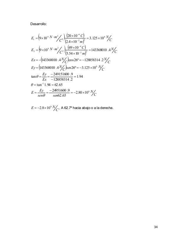 Notas de física iii