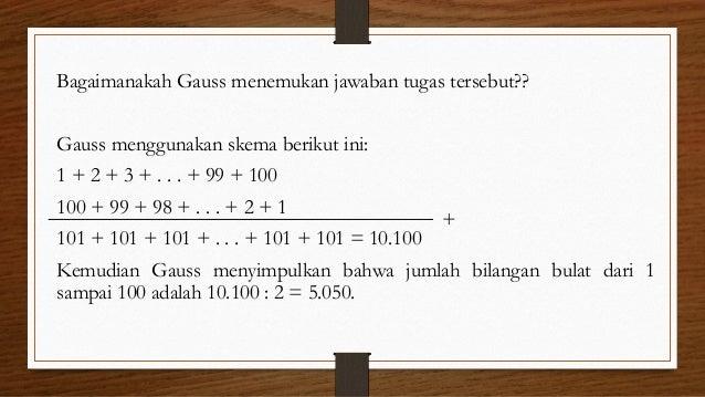 Notasi sigma Slide 3