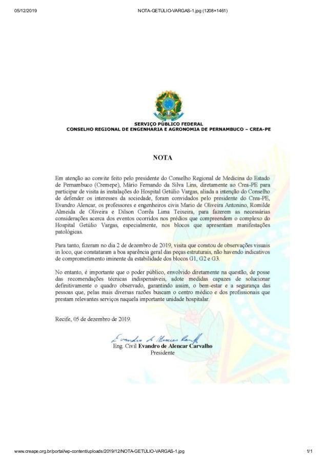 05/12/2019 NOTA-GET�LIO-VARGAS-1.jpg (1208�1461) www.creape.org.br/portal/wp-content/uploads/2019/12/NOTA-GET�LIO-VARGAS-1...