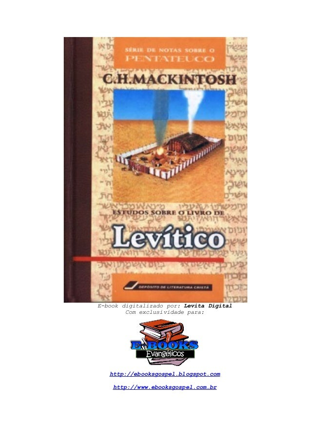 E-book digitalizado por: Levita Digital Com exclusividade para: http://ebooksgospel.blogspot.com http://www.ebooksgospel.c...