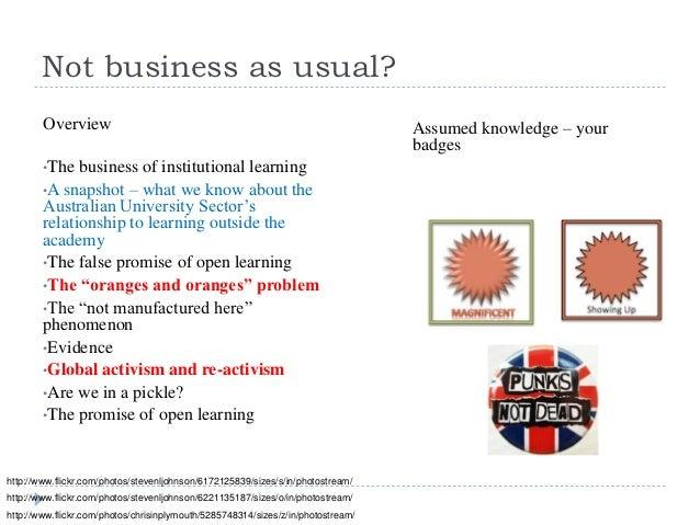Presentation to Digital Futures in Higher Education conference November 2012 Slide 2